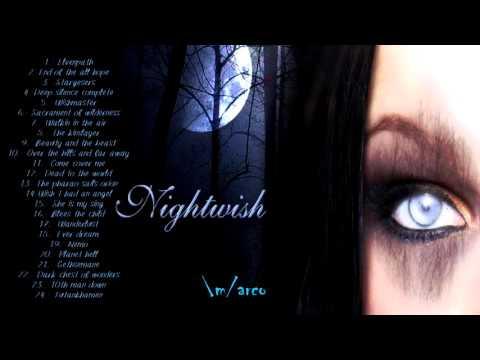 Nightwish greatest hits era ( tarja turunen ) \m/