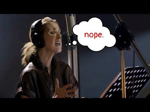 Céline Dion- UNRELEASED Songs!