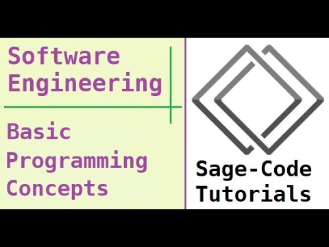 Basic programming concepts - YouTube