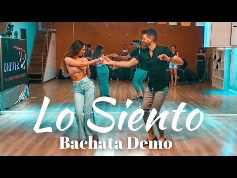 Lo Siento Bachata - Jfab & Paola ft Toby Love   Daniel y Tom Bachata Demo [Bachata 2021]
