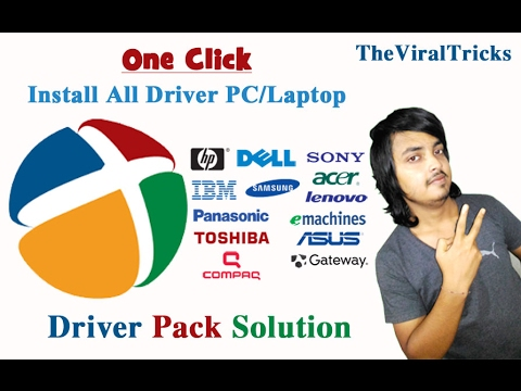 Driverpack solution 17. 7 auto offline driver install for windows.