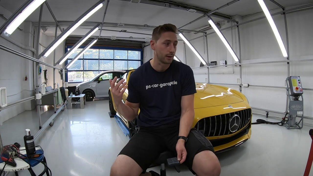 Q+A Fahrzeugaufbereitung - Paddy poliert VLOG