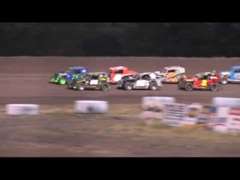 Southern Oregon Dwarf Cars (SODCA) at SO. Speedway 8/3/19 A Dash