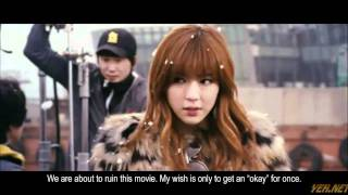 HD YoonEunHye My Mini Black Dress trailer (ENG SUB) 2011