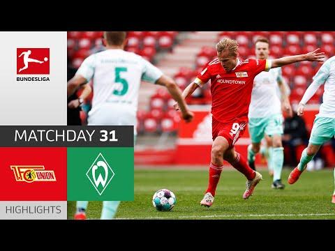Union Berlin Werder Bremen Goals And Highlights