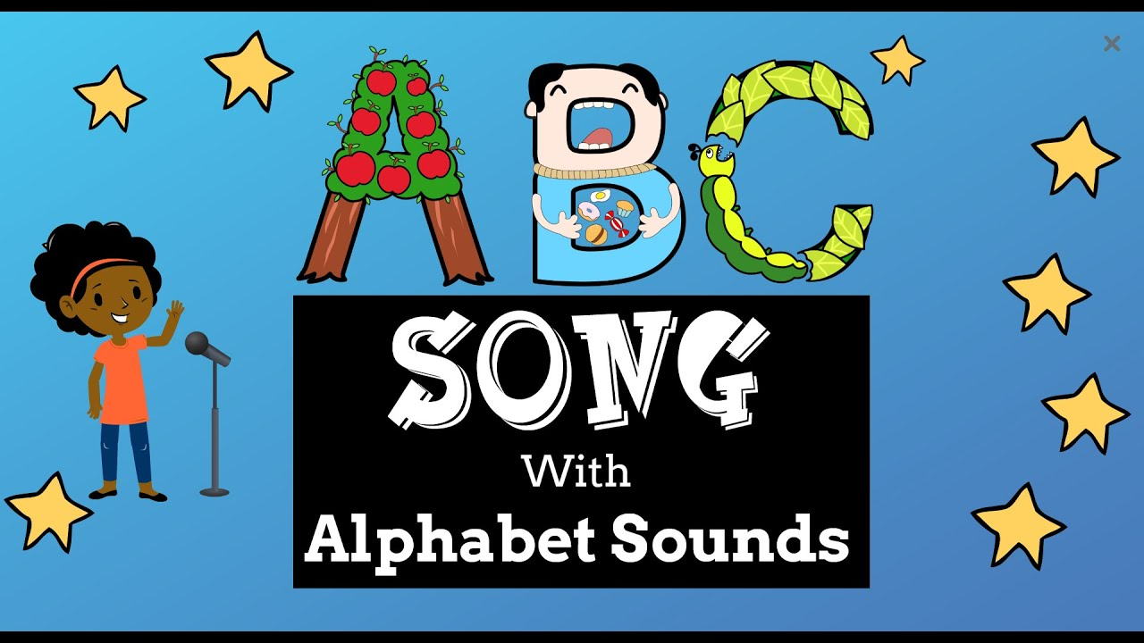 youtube letter sounds abc song with alphabet sounds easy esl 12069 | maxresdefault