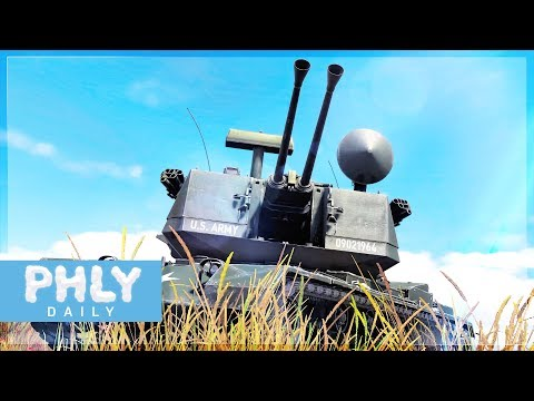 TWIN 40MM KILL EVERYTHING VEHICLE | M247 (War Thunder Ground Forces)