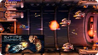 Love And Frustation.. R-Type Dimensions EX Gameplay PC STEAM HD