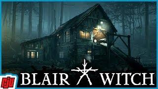 Blair Witch Part 3 | Horror Game | PC Gameplay Walkthrough