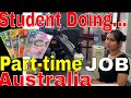 student part-time job in Australia | job life in Brisbane, Australia | Anjali Tiwari