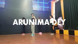 Laung Gawacha Neha Bhasin Dancepeople Studios Arunima Dey Choreography