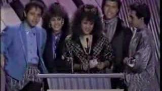 The JETS - 1987 @ Minnesota Music Awards part 1