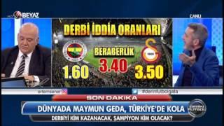 (..) Derin Futbol 14 Kasım 2016 Kısım 1/5 - Beyaz TV