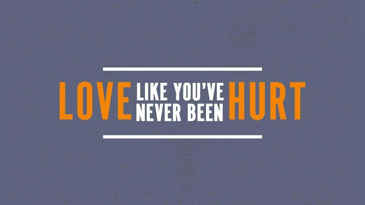 Love Like Youve Never Been Hurt With Jentezen Franklin Youtube