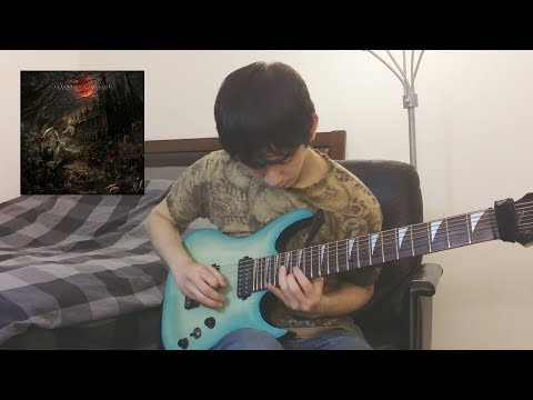 Infant Annihilator - Three Bastards (Full Guitar Cover)