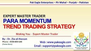 PakEagle.Com Para Momentum Trading Strategy Urdu Hindi Training Video
