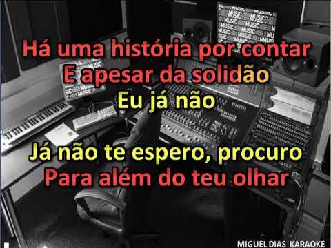 Fernando Daniel - Nada Mais (Karaoke) Versão