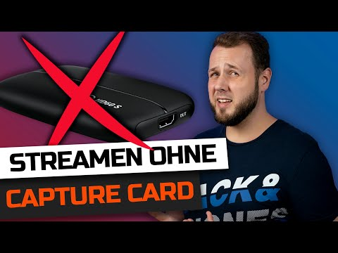 STREAMEN OHNE CAPTURE CARD [OHNE ELGATO] | PS4 Zu PC | OBS Studio Tutorial | Deutsch / German