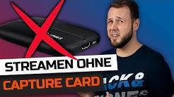 STREAMEN OHNE CAPTURE CARD [OHNE ELGATO] | PS4 zu PC | OBS Studio Tutorial | Deutsch / German