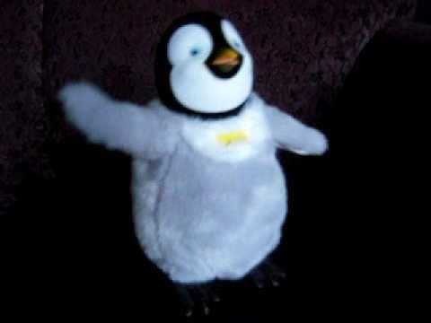 Happy Feet Tap Dancing Mumble Penguin Youtube
