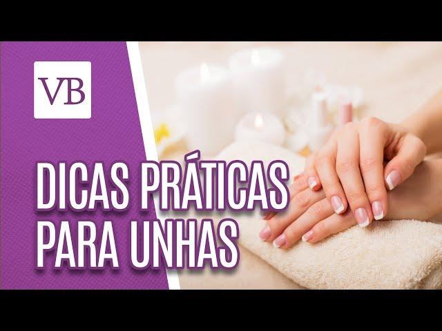Dicas práticas para unhas em 2019 - Você Bonita (25/01/19)