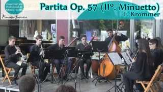 F. KROMMER: Partita Op. 57 (II. Minuetto) - Octeto
