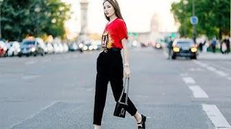 Kỳ Duyên 'nghiện' mặc quần âu khi theo đuổi phong cách menswear Thời Trang Đẹp & Săn Khuyến Mãi