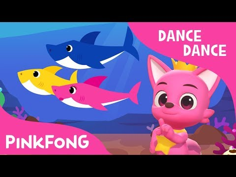 Ba Shark  Dance Dance Pinkfong  Pinkfong Songs for Children