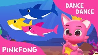 Cover images Baby Shark | Dance Dance Pinkfong | Pinkfong Songs for Children