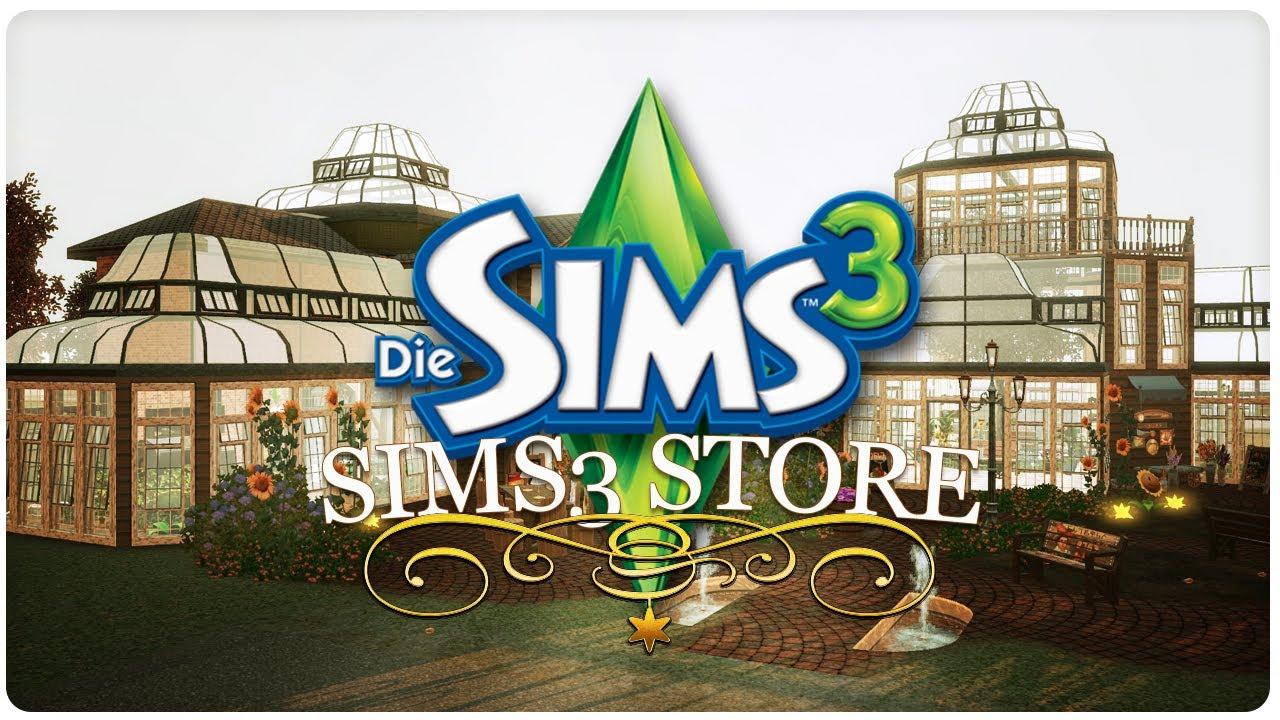 Steinwurf-Gewächshaus ★ Sims 3 Store Update - DIE SIMS 3 ...