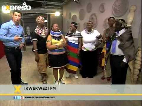 Expresso Live Ikwekwezi FM 2 - YouTube