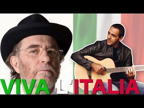 Viva L'Italia - Francesco De Gregori - Chitarra - Accordi E Ritmo