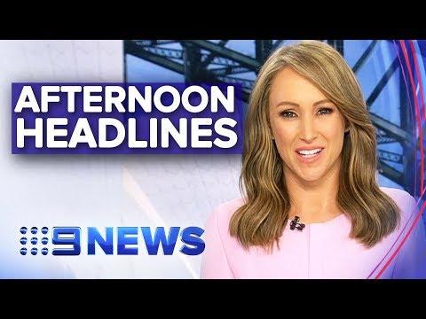 Heatwave warning, Power supply concern, Trump lashes out | Nine News Australia