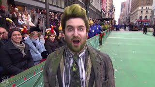 BEETLEJUICE THE MUSICAL PERFORMING AT THE MACY'S THANKSGIVING DAY PARADE