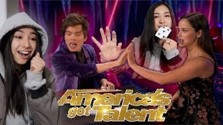 Magician Reacts to AGT Champion - Shin Lim || Anna DeGuzman