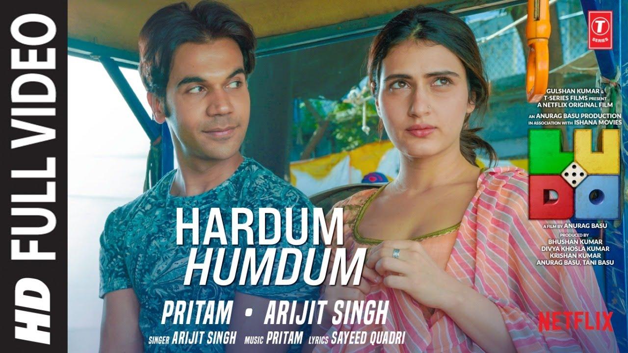 Download LUDO: Hardum Humdum FULL VIDEO | Abhishek B, Aditya K, Rajkummar R, Sanya M, Fatima | Arijit, Pritam