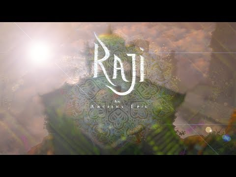 TASTE THA SPEAR YOU UGLY MONSTER PERSON! | Raji: An Ancient Epic