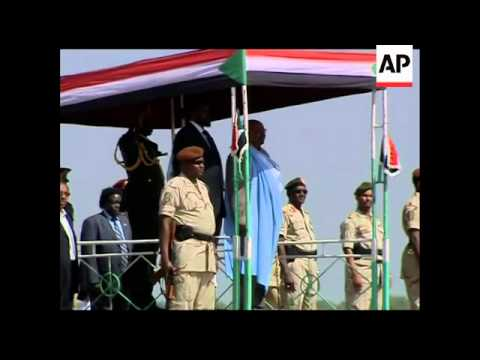 4:3 President al-Bashir visits southern Sudan ahead of independence vote