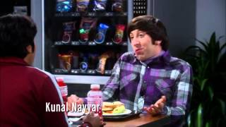 The Big Bang Theory S05E21- stephen hawking