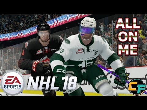 TAKING ON THE WORLD - NHL 18 Be a Pro #4 [Sniper]