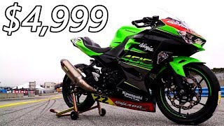 Top 7 CHEAPEST NEW Motorcycles (2020)