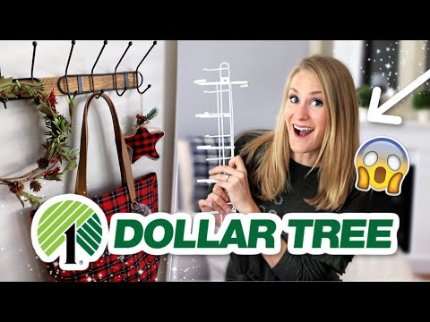 *NEW!* $1 DOLLAR TREE ORGANIZATION I Fell In Love With... Farmhouse Inspired! ❤️ ☕️