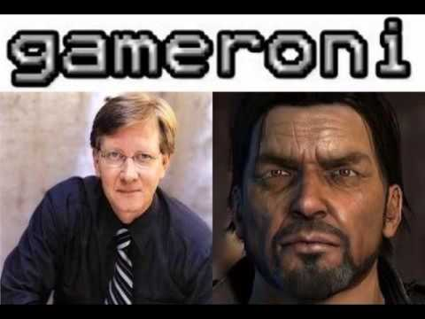 with Robert Clotworthy, the Voice of StarCraft 2's Jim Raynor