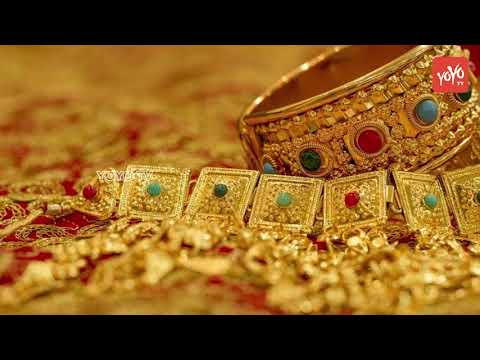 Gold Price Today In India | Silver Price Today In Hyderabad - Gold Rate Today In Chennai | YOYO TV