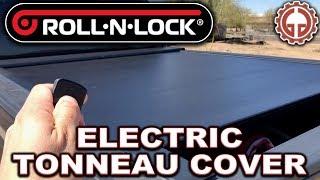 Roll N Lock E Series Tonneau Cover Review Rc221e Youtube