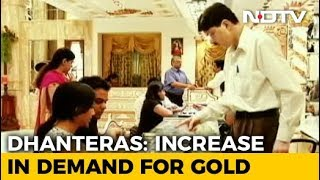 Dhanteras 2018: Gold Price Above 31,800; Silver Rates Follow Suit