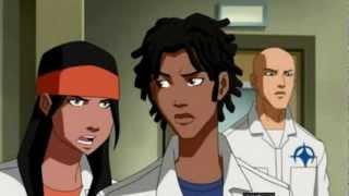 "Justicia Joven:Invasion Trailers capitulo 14 ""los Fugitivo"""