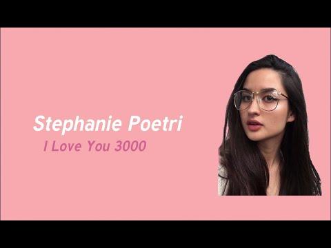 Stephanie Poetri - I Love You 3000 (Terjemahan Bahasa Indonesia)