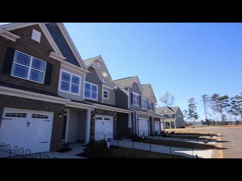 The Ashland | New Homes in Simpsonville, SC | The Village at Adams Mill by Eastwood Homes