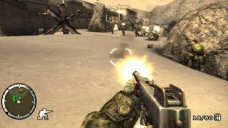 Medal of Honor: Heroes 2 Wii Gameplay HD